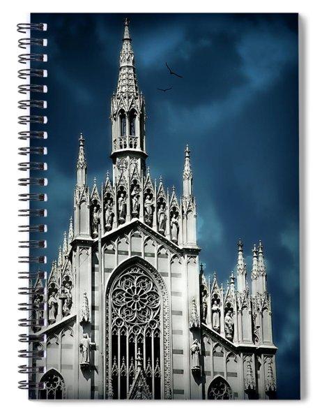 Museo Delle Anime Dei Defunti Spiral Notebook
