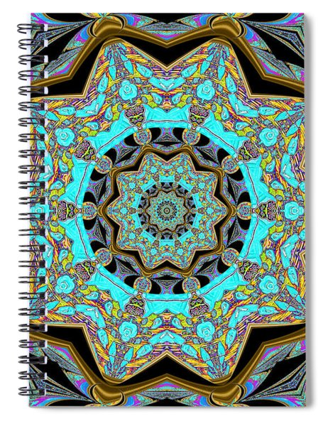 Music And Soul Spiral Notebook