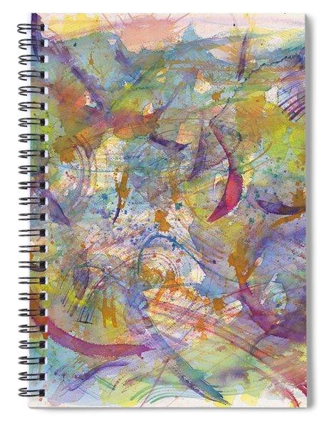 Musical Play Spiral Notebook