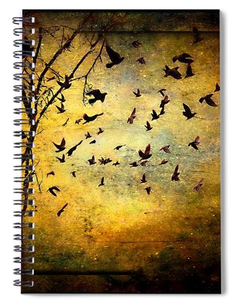 Musicisti Dell'aria Spiral Notebook