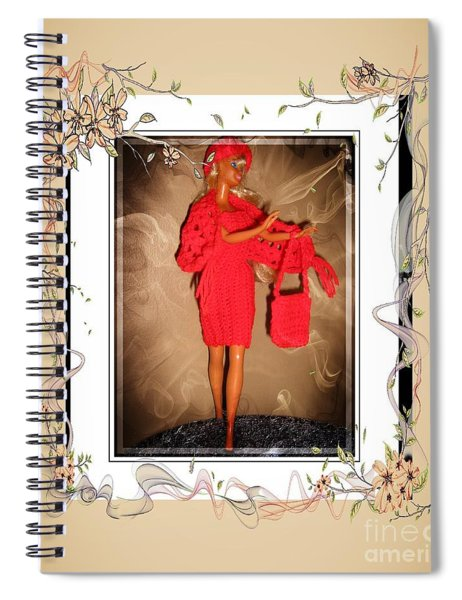 My Adoring Fans - Fashion Doll - Girls - Collection Spiral Notebook