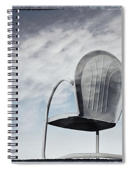 A Dream Of Flying Spiral Notebook