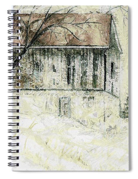 Caledon Barn Spiral Notebook