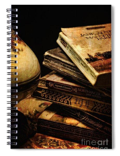 My Best Friend Jane Spiral Notebook