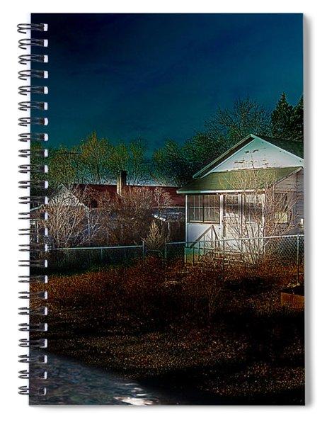 My Dream House Spiral Notebook