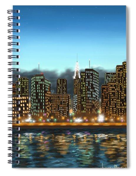 My Dream Spiral Notebook