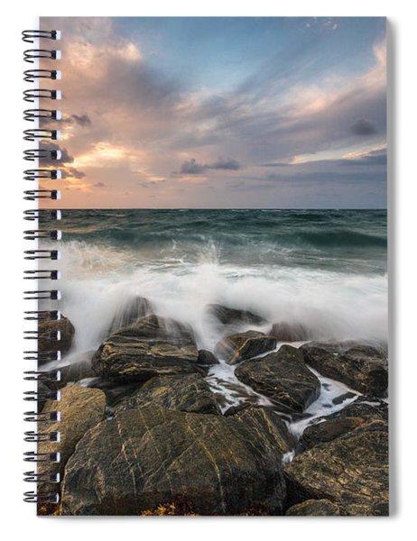 My First Light Spiral Notebook