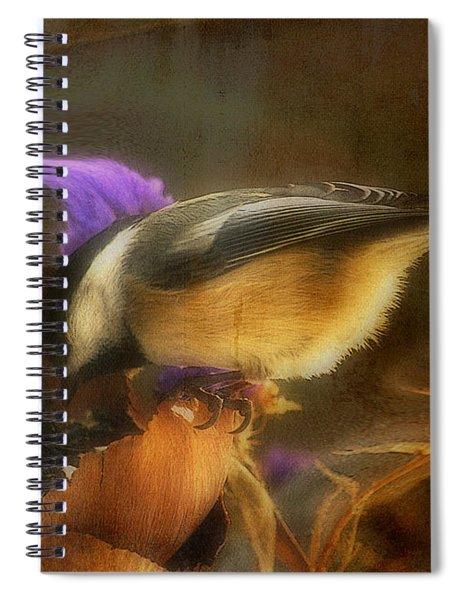 My Good Fortune... Spiral Notebook