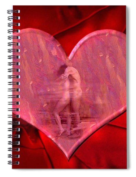 My Heart's Desire 2 Spiral Notebook