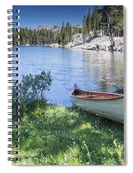 My Journey Spiral Notebook