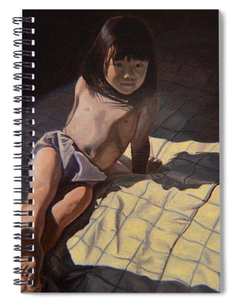 My Little Cheese Cake - Wah Zhee Tah Spiral Notebook