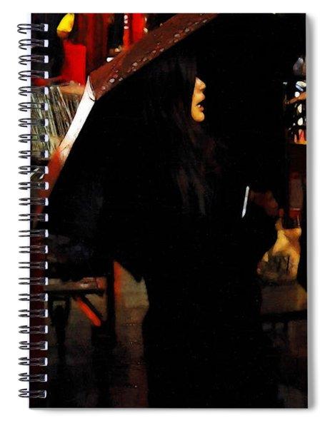 My Little China Girl Spiral Notebook
