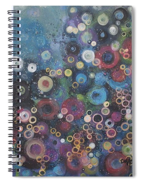 My Most Favorite Circles Spiral Notebook