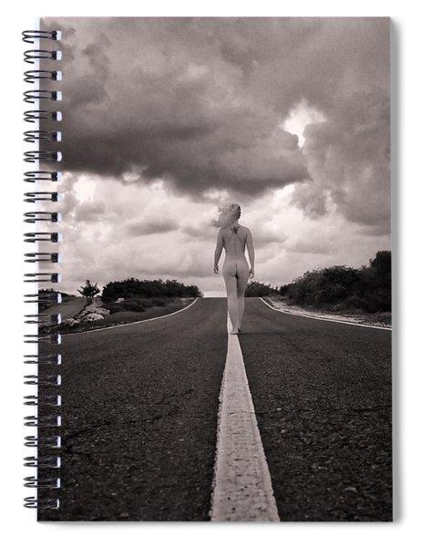 My Own Destiny Spiral Notebook