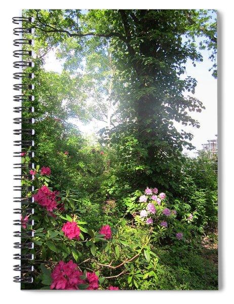 My Haven Spiral Notebook