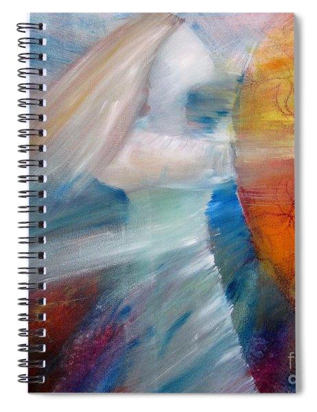 My Shield Spiral Notebook