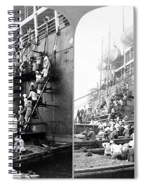 Nagasaki Naval Station Spiral Notebook