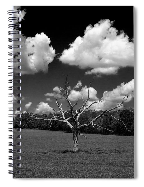 Naked 2 Spiral Notebook