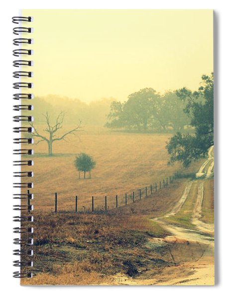 Naked Tree Farm Spiral Notebook