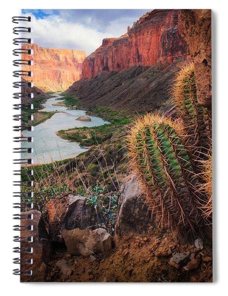 Nankoweap Cactus Spiral Notebook