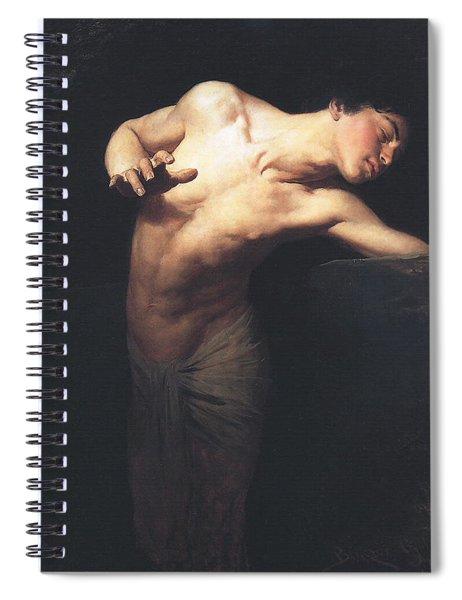 Narcissus  Spiral Notebook