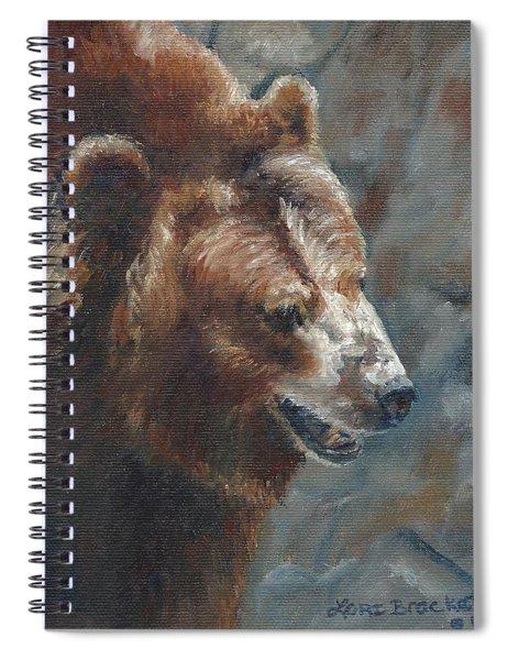 Nate - The Bear Spiral Notebook