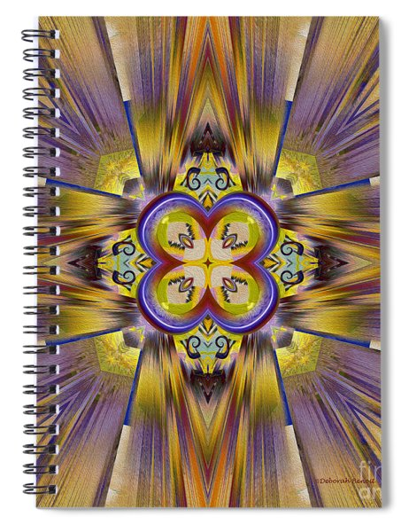 Native American Spirit Spiral Notebook