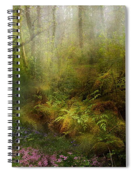 Natural State Spiral Notebook