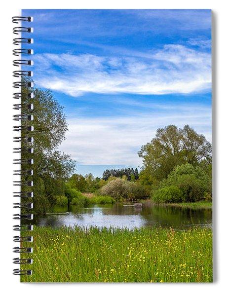 Nature Preserve Segete Spiral Notebook