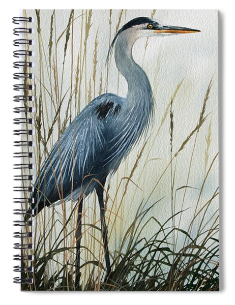 Natures Gentle Stillness Spiral Notebook
