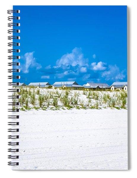 Navarre Beach Florida Spiral Notebook