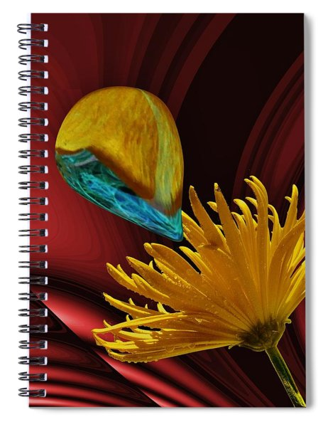 Nectar Of The Gods Spiral Notebook