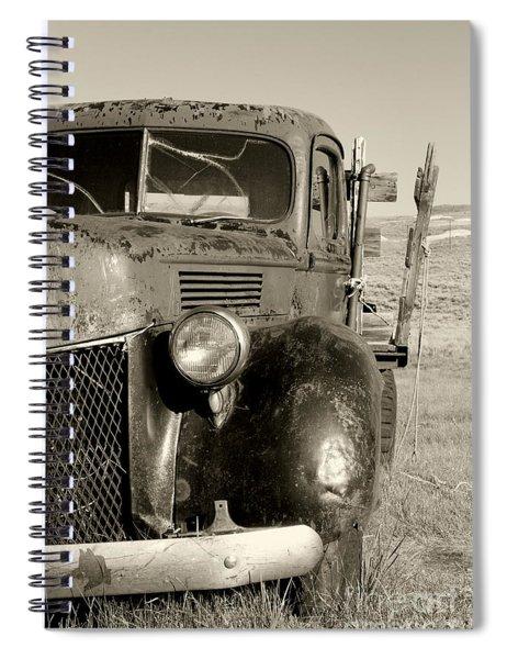 Needs Gas By Diana Sainz Spiral Notebook