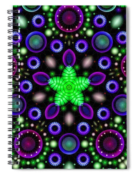 Neostar Spiral Notebook
