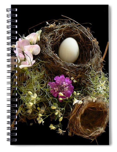 Nest Egg Spiral Notebook
