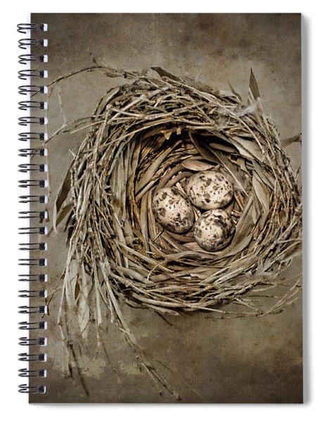 Nest Eggs Spiral Notebook