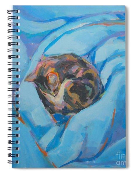 Nest Spiral Notebook
