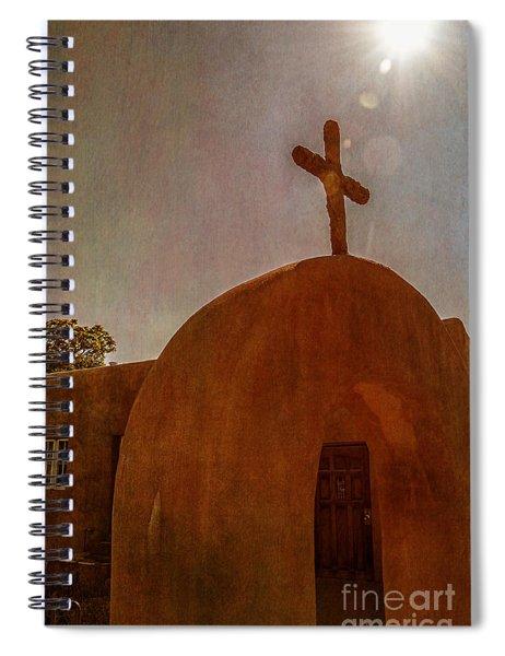 New Mexico Meditation Spiral Notebook