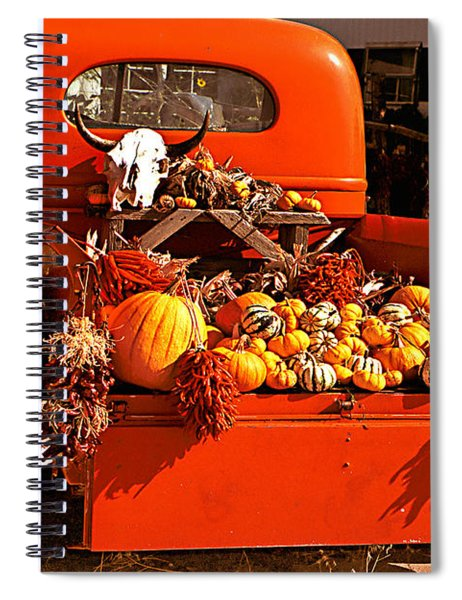 New Mexico Truck Spiral Notebook