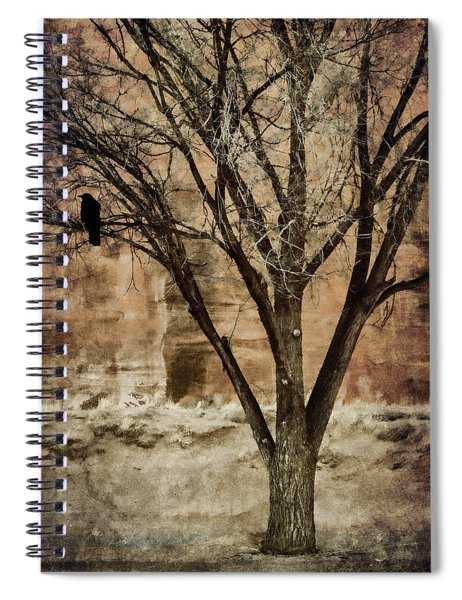 New Mexico Winter Spiral Notebook