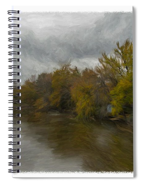 New Milford By Water Side Spiral Notebook