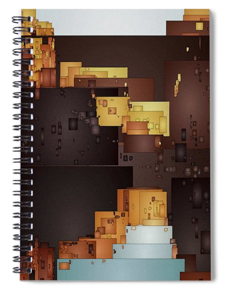 New Pueblo 1 Spiral Notebook
