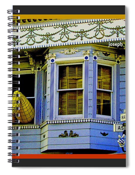 New Shoes Spiral Notebook