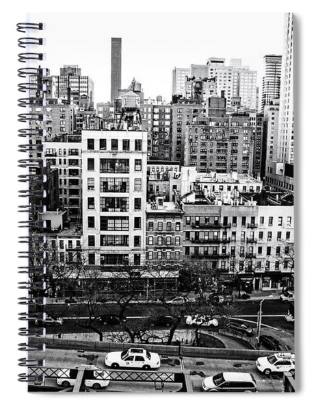 New York City - Above It All Spiral Notebook