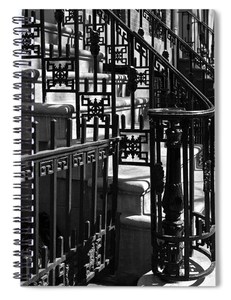 New York City Wrought Iron Spiral Notebook