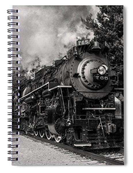 Nickel Plate Berkshire 765 Spiral Notebook