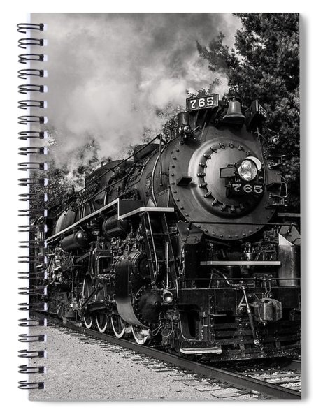 Nickel Plate Berkshire 765 Spiral Notebook