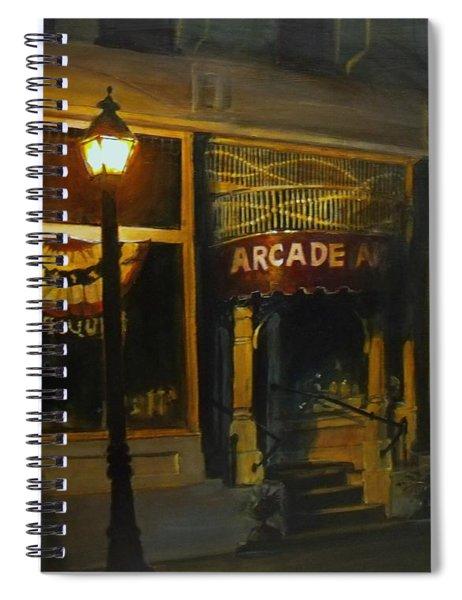 Night Time Spiral Notebook
