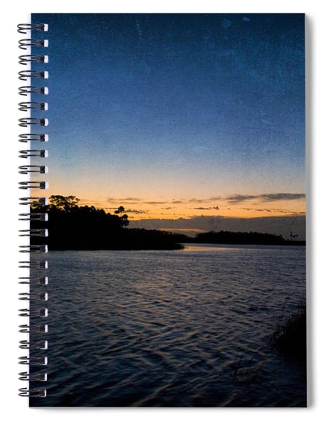 Nightfall Spiral Notebook