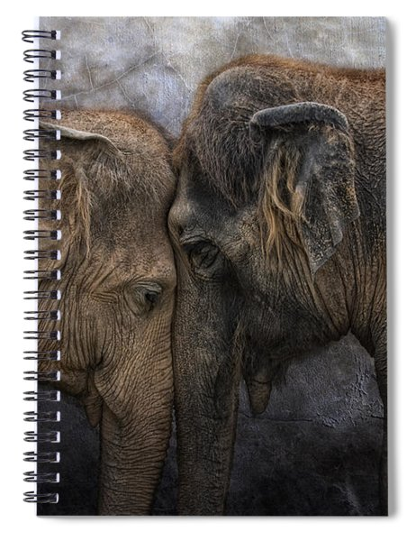 Nighty Night Darling Spiral Notebook